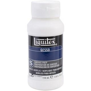 Liquitex Acrylic Gesso Surface Prep-White 4 Ounces