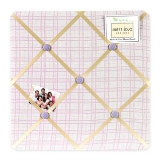Sweet JoJo Designs Pretty Pony Horse Fabric Bulletin Board