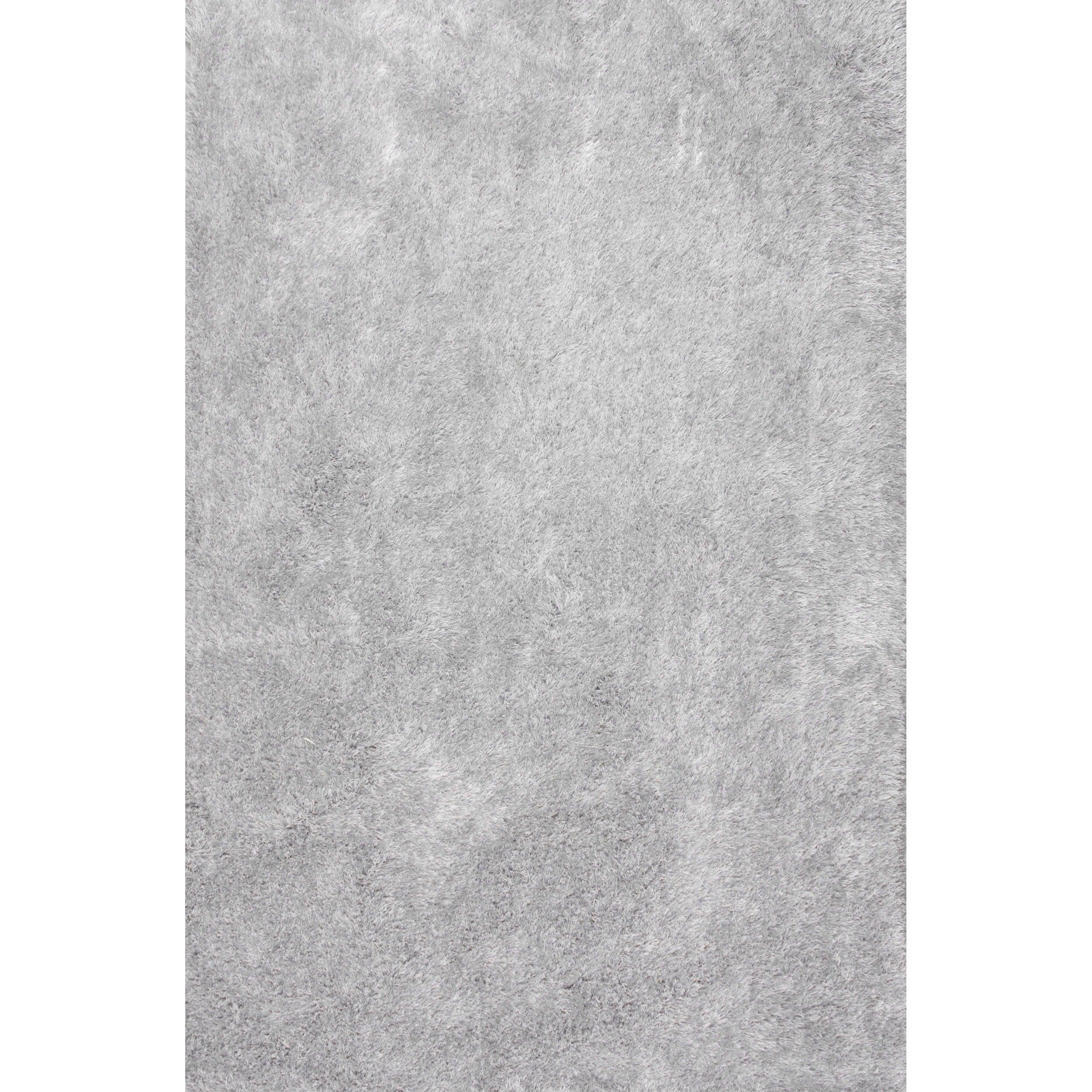 """NuLOOM Handmade Plush Shag Rug - 7'6"""" X 9'6"""""""