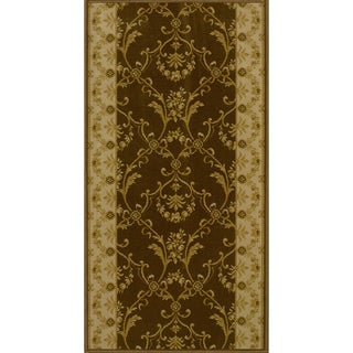 Rivington Rug Industry Bronze Runner Rug