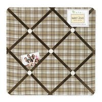 Sweet JoJo Designs Teddy Bear Fabric Bulletin Board