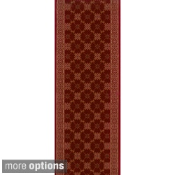 Rivington Morgan Scarlet Runner Rug