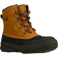 Skechers Men's Boots Cold Weather Alamar Terence Natural/Natural