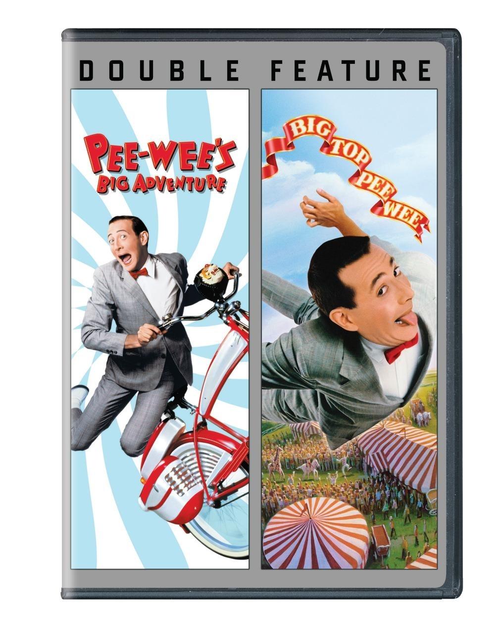 Pee-Wee's Big Adventure/Big Top Pee-Wee (DVD)