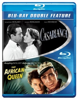 Casablanca/African Queen (Blu-ray Disc)