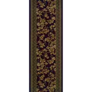 Rivington Spearman Shiraz Blue Runner Rug
