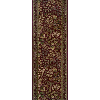 Rivington Vernon Red Runner Rug