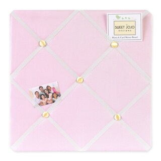 Sweet JoJo Designs Ballet Dancer Fabric Bulletin Board