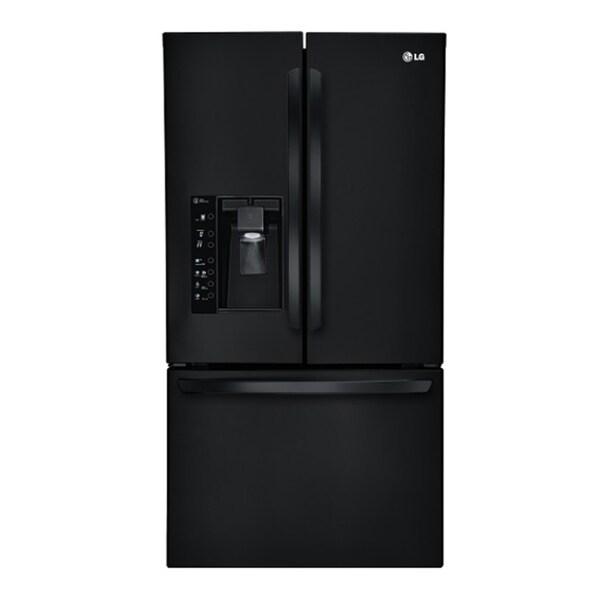 LG LFX31925SB Freestanding 30.7 Cubic Foot Refrigerator/ Freezer