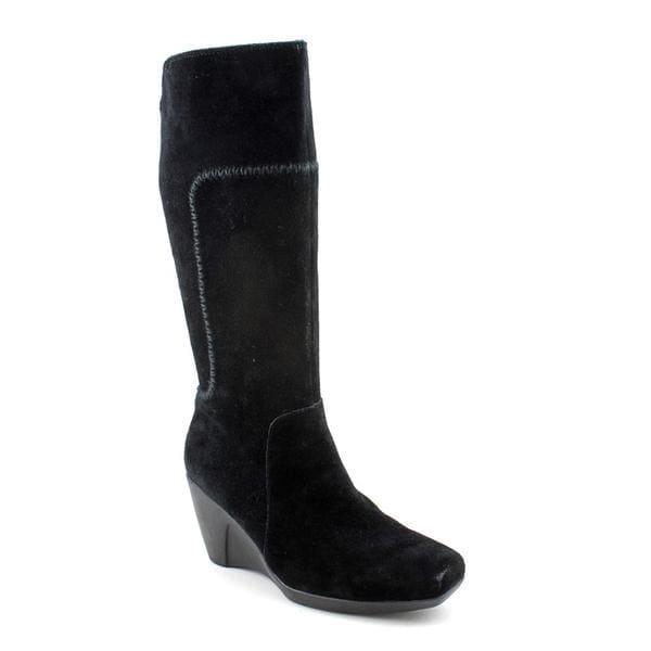 Naturalizer Women's 'Motive' Regular Suede Boots (Size 8)