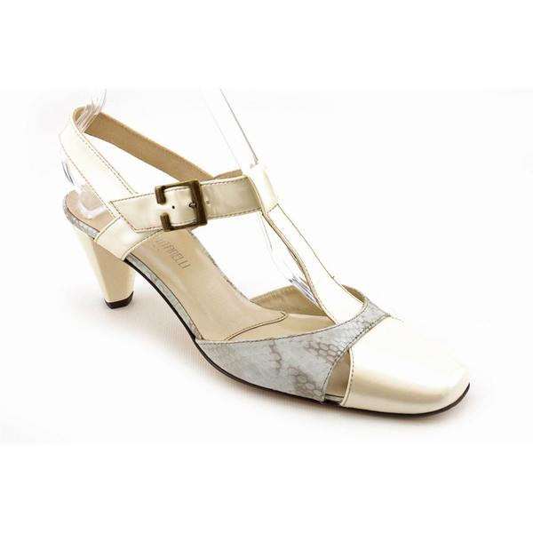 Renzo Fontanelli Women's 'Gage' Patent Leather Dress Shoes - Extra Narrow (Size 6.5)