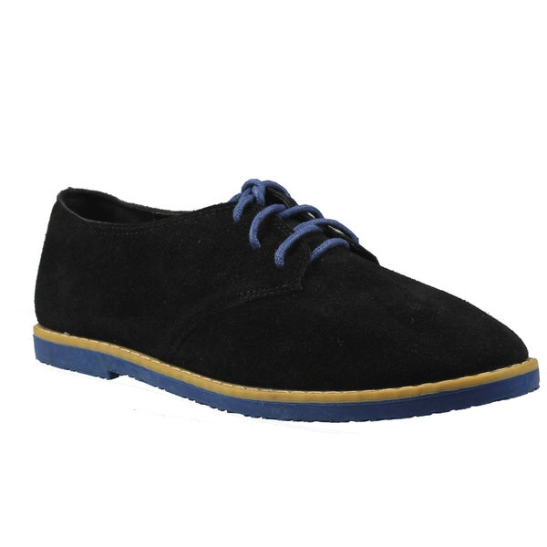 Refresh by Beston Women's 'Darby' Lace-up Oxford Shoes