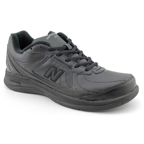 New Balance Men's 'MW577' Leather Athletic Shoe