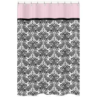 Black, Toile Shower Curtains For Less | Overstock.com - Vibrant ...