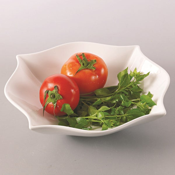 Red Vanilla 9.5-inch Serving Bowls (Set of 2)