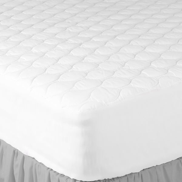 Basic Cotton Polyester Mattress Pad