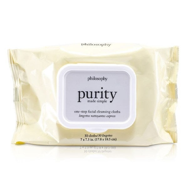 Philosophy Purity Made Simple One-step Facial Cleansing Cloths (30 Cloths)