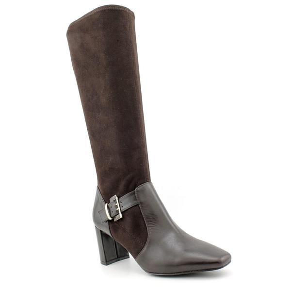 Tahari Women's 'Pippen' Regular Suede Boots (Size 10)