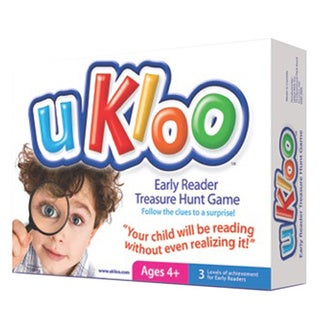 UKLOO Early Reader Treasure Hunt Game
