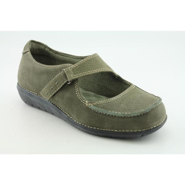 Softwalk Women's 'Monaco' Nubuck Casual Shoes - Narrow (Size 9.5)