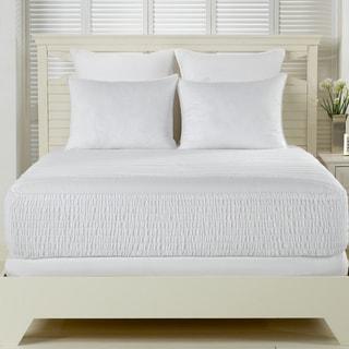 Beautyrest 300 Thread Count Long Staple Cotton Mattress Pad
