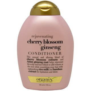 Organix Rejuvenating Cherry Blossom Ginseng 13-ounce Conditioner|https://ak1.ostkcdn.com/images/products/7602771/P15026457.jpg?impolicy=medium
