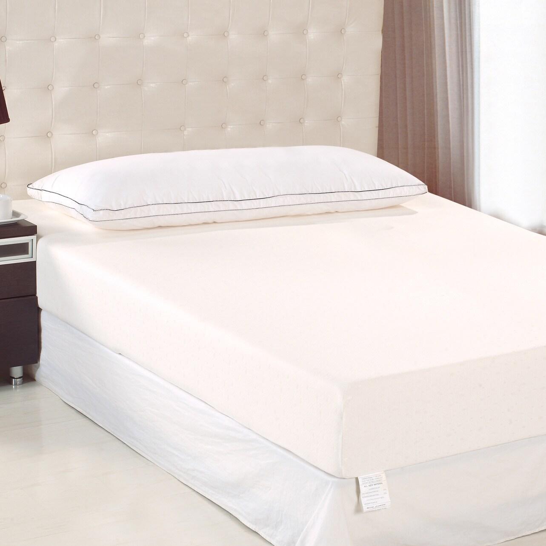 Super Comfort Memory Foam 8-inch Twin-size Mattress (Memo...