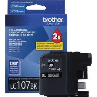 Brother Innobella LC107BK Ink Cartridge