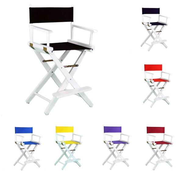 White Oak Frame Director's Chair