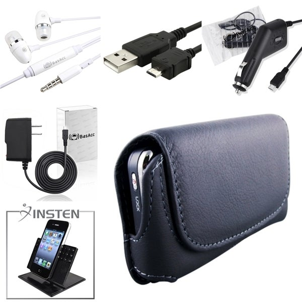 BasAcc Charger/ Case/ Cable/ Holder/ Headset for HTC Droid Incredible