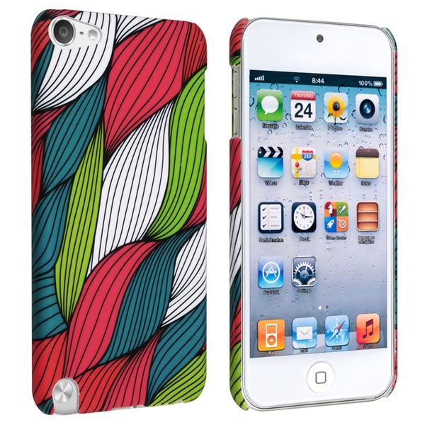 BasAcc Colorful Scarf Rear Case for Apple iPod Touch Generation 5