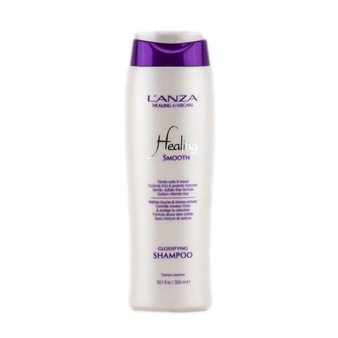 L'anza Healing Smooth Glossifying 10.1-ounce Shampoo