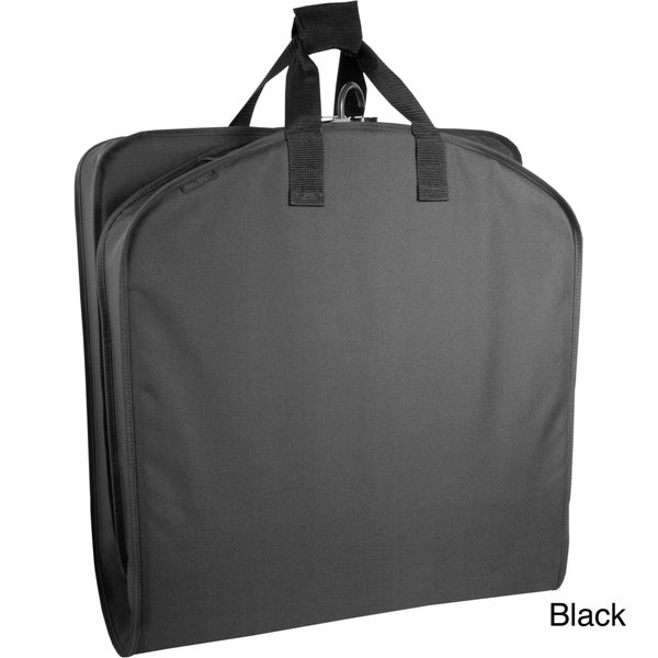 Wally Bags 40 Suit Length Garment Bag with Handles
