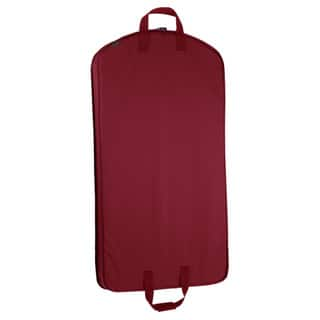 Wally Bags 40-inch Suit-Length Garment Bag with Handles (Option: Red) https://ak1.ostkcdn.com/images/products/7604212/Wally-Bags-40-inch-Suit-Length-Garment-Bag-with-Handles-P15027635.jpg?impolicy=medium