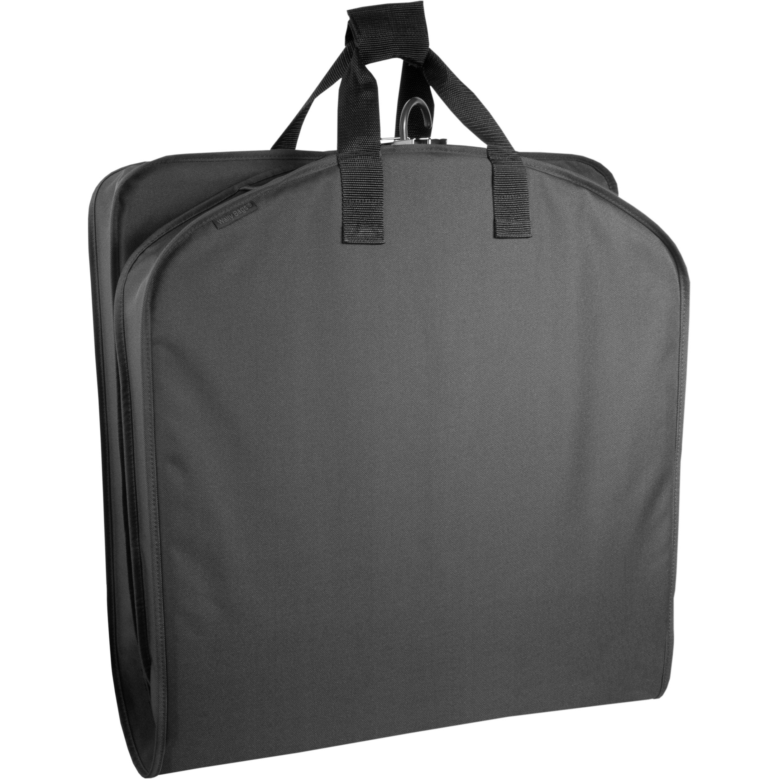 Wally Bags WallyBags 60-inch Garment Bag (Black)
