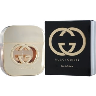 Gucci Guilty Women's 1-ounce Eau de Toilette Spray