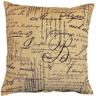 Whisper Mocha 17-inch Throw Pillows (Set of 2)