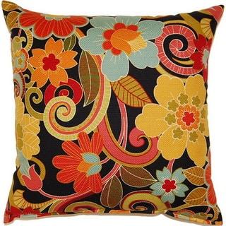 Zavalla Black 17-inch Throw Pillows (Set of 2)|https://ak1.ostkcdn.com/images/products/7604531/P15027880.jpg?impolicy=medium