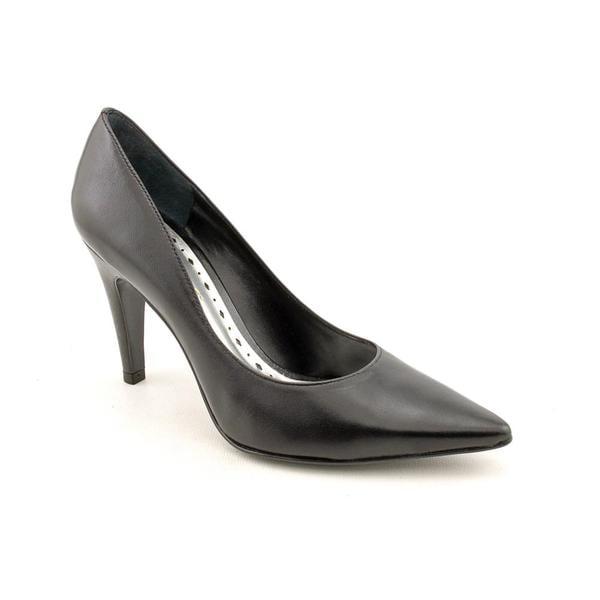 BCBGirls Women's 'Notte' Leather Dress Shoes - Wide