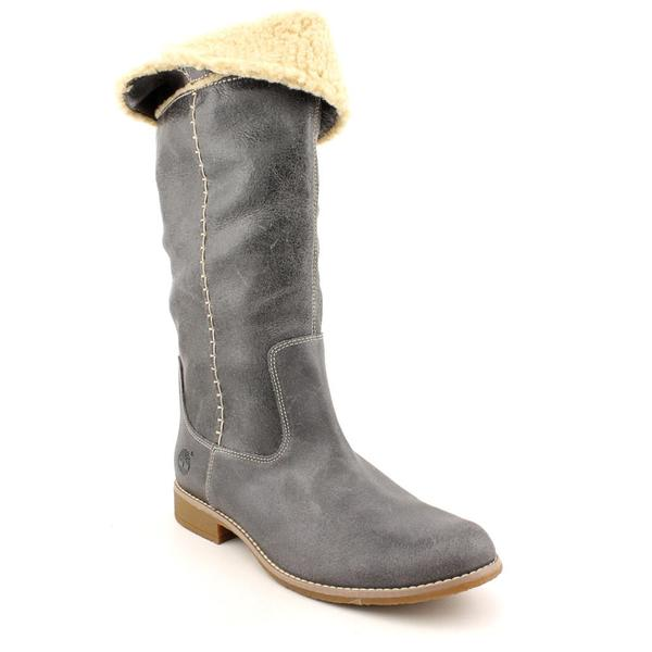 Timberland Women's 'Barnett' Leather Boots