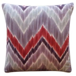 Jiti 20-Inch 'Mountains' Decorative Pillow