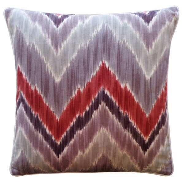 Jiti 20-Inch 'Mountains' Decorative Pillow