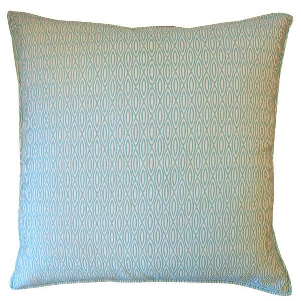 "Handmade Infinity Decorative Pillow - 20"" x 20"""