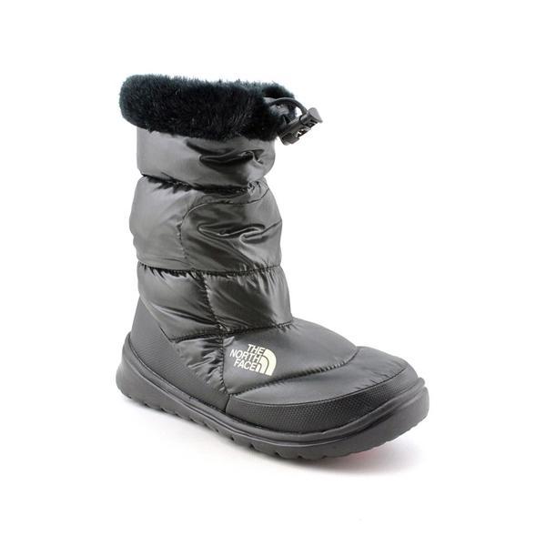 North Face Women's 'Nuptse Bootie Fur IV' Basic Textile Boots (Size 9)