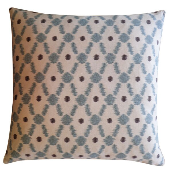 Jiti 20-inch 'Fence' Decorative Pillow