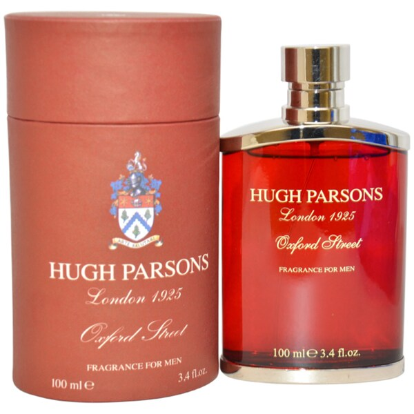 Hugh Parsons Oxford Street Men's 3.4-ounce Fragrance Spray