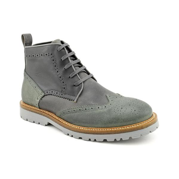 Steve Madden Men's 'Lamberr' Leather Boots