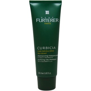 Rene Furterer Curbicia Purifying Clay 8.45-ounce Shampoo