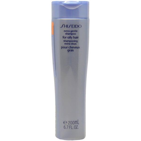 Shiseido Extra Gentle 6.7-ounce Shampoo for Oily Hair