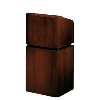 Oklahoma Sound Contemporary Full Floor Lectern (non-sound)